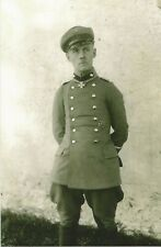 WW I German   Photo  **   Erwin Rommel   **