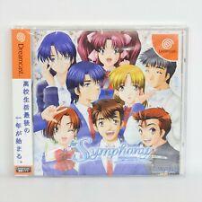 FOR SYMPHONY Brand NEW Dreamcast Sega 2737 dc
