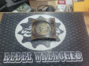 Pendleton Whiskey (Whisky) Belt Buckle 2021 - new, in box Montana Silversmiths