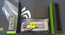 Nvidia GEFORCE GTX 1070 Ti Founders Edition 8GB GDDR5 Gaming Graphics Card GPU