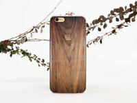 Wood iPhone 6 7 8 Plus Silicone Cover Wooden iPhone XR Soft Rubber Case iPhone X