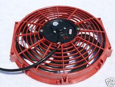 12 INCH FFD CYCLONE ULTRA 100 WATT ELECTRIC HIGH RPM SLIM COOLING FAN 1600 CFM !