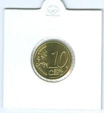 BRD  10 Cent  stempelglanz  (Wählen Sie unter 2002 - 2020 und ADFGJ)