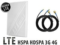Directional OUTDOOR 4G LTE MIMO 3G External Antenna BT 4G HOME HUB SMA