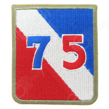 New WW2 US 75th INFANTRY Division Patch - Repro American Army Military Badge
