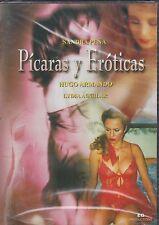 DVD - Picaras Y Eroticas NEW Sandra Pena FAST SHIPPING !