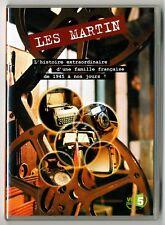 RARE COFFRET 2 DVD ★ LES MARTIN - SERIE TV FRANCE 5 ★ V.F (ZONE 2) INTEGRALE