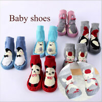 chaussures de bébé appartements douces pantoufles les enfants les chaussons