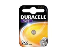Duracell 371/370-C1 1.5V Watch Battery Coin Cell Battery Carded 1