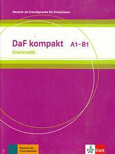 Klett DAF Kompakt a1-b1 Distribuzione Deutsch ALS fremdsprache pelliccia Erwachsene @new @