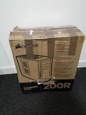 Corsair Carbide Series 200r MIDI ATX Tower Case-unbenutzt, leichte Beulen