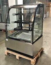 "New 36"" Bakery Deli Refrigerator Model Cl-3F Cooler Case Display Fridge Nsf"