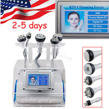 5in1 40K RF Vacuum Bipolar Laser Slimming Machine Slim Fat Removal Anti-wrinkle