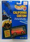 Hot Wheels California Custom #2105 Sol-aire CX4(1989) (Pink)