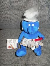"""Staedler Mars Plush Bean Bag Man With Colored Pencil 8"""" Tall New"""