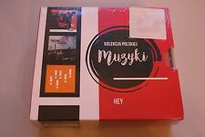 HEY - Box: Fire / MTV Unplugged / Re-murped 3CD POLISH RELEASE