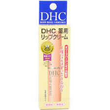 DHC Japan Medicated Lip Care Cream Balm 1.5g Full Size - Japan Edition