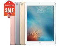"Apple iPad Pro 32GB 64GB 128GB, Wi-Fi 9.7"" Touch ID ROSE GOLD GRAY SILVER (R-D)"