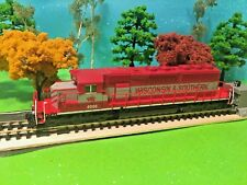 Wisconsin & Southern, N Gauge, EMD SD40-2 Early, Road #4006, Kato 1764815 NEW!
