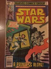 Star Wars Marvel Comics Group Volume No. 30; 40 cents  1979