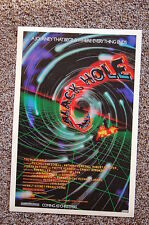 THE BLACK HOLE Lobby Card Movie Poster