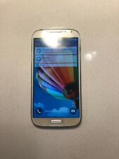 Samsung Galaxy S4 SPH L720 Smartphone WORKING and RESET Sprint -- Just Phone L1