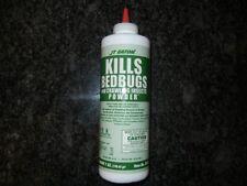 Jt Eaton Kills Bedbugs Powder (1) 7oz Bottle Crawling Insects