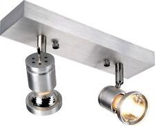 SLV ASTO II GU10 Spot, aluminium-brushed