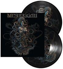MESHUGGAH - THE VIOLENT SLEEP OF REASON PICTURE LP 2 VINYL LP NEUF