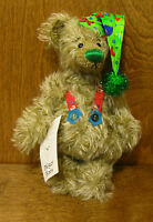 "DEB CANHAM Artist Designs WHATEVER, BIGger Bears Coll. 10"" LE  Mohair"