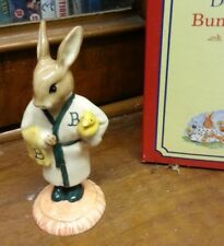 royal doulton BATHTIME Bunnykins DB148 BOXED Figurine FREE P&P