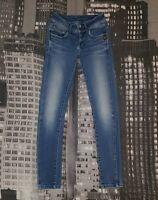 G-STAR RAW Damen Jeans W25 L32 hosengröße 34 Modell MIDGE CODY SKINNY WMN