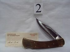 HARLEY DAVIDSON NOS COLLECTIBLE 1996 FOUNDERS KNIFE VIII
