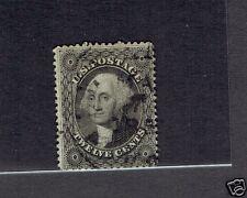 USA #36 1857  PERF 15 George Washington