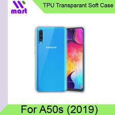 TPU Transparent Soft Case for Samsung Galaxy A50s