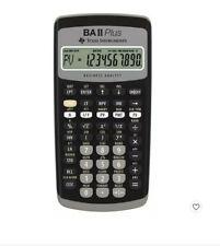 Texas Instruments BA II Plus Financial Calculator J10<