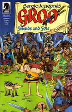 GROO Friends and Foes #10 New Bagged