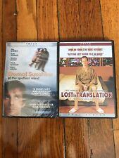 eternal sunshine of the spotless mind & Lost In Translation Bill Murray