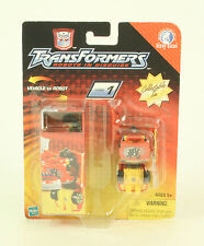 Transformers Robots In Disguise RID W.A.R.S. Collectible Tin Hasbro 2003  MOC