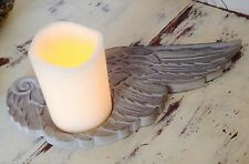 Latex Craft Mould To Make Large Angel Wing Pillar Candle Holder Art & Crafts