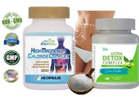 COLON CLEANSE SUPER FLUSH ALL ORGANIC HERBS FLUSH POUNDS LOSE WEIGHT DETOX kit