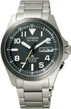 CITIZEN PROMASTER PMD56-2952 Eco-Drive Radio Watch Made in Japan F/S