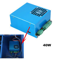 40W CO2 Laser Power Supply for Engraver Cutter Machine 220V /110V