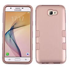 For Samsung Galaxy ON5 2016 (G570) / J5 Prime -Hybrid Armor Phone Case Rose Gold