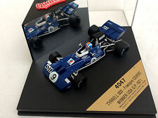 QUARTZO 1/43 4047 Tyrrell 003 WINNER USA GP 1971 FRANCOIS CEVERT