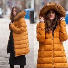 Zara Winter Coats & Jackets Classic Neckline for Women