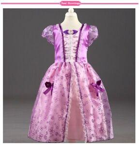 Disney Princess Sofia The First Royal Dress Purple Costume