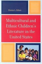 Multicultural and Ethnic Children's Literature in the United States (Paperback o