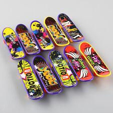 10pcs Finger Board Tech Deck Truck Mini Skateboard Games Toy Kids Children Gift
