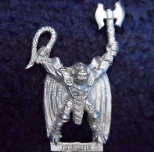 1990 Epic Chaos Blood Thirster 1 Daemon Citadel Warhammer Army 6mm 40K Demon GW